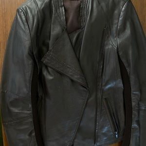 MEDIUM Leather Jacket